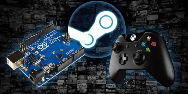arduino game controller